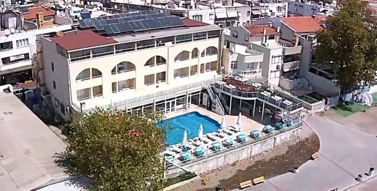 Üçem Hotel Golden Sea