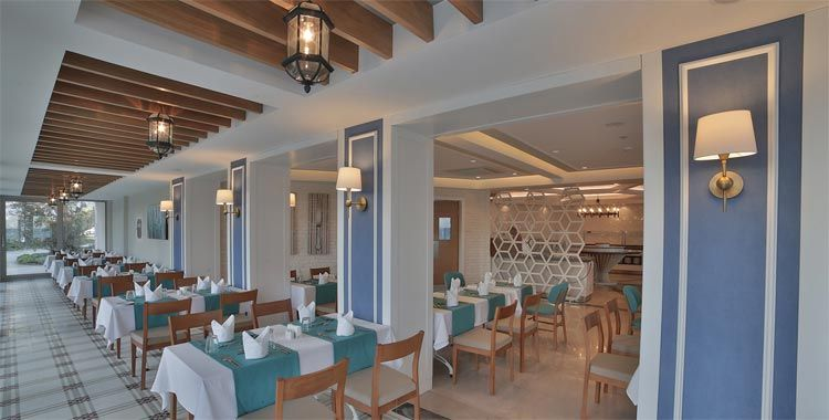 Rawda Resort Hotel Restaurant